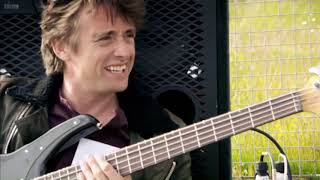 Hammond, Clarkson And May With Musical Instruments Compilation