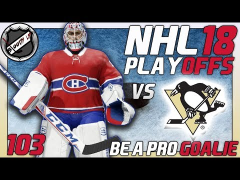 NHL 18 BE A PRO GOALIE [Deutsch/German] #103 - Conference Final ★ Let's Play NHL