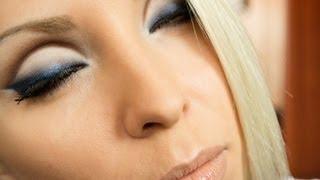 ЯРКИЙ МОДНЫЙ  МАКИЯЖ ДЛЯ ГЛАЗ. РЕКОМЕНДУЮ К ПРОСМОТРУ!(Весте с Вами мы создаем красивый стильный яркий макияж для глаз! MAKEUP - уроки макияжа: https://www.youtube.com/user/Grinchirina?fe..., 2013-02-10T10:09:49.000Z)