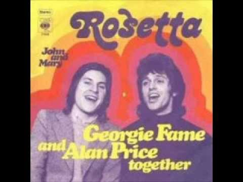 Georgie Fame & The Blue Flames - Rosetta