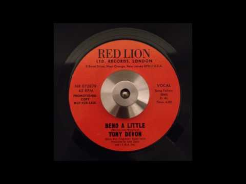 Tony Devon - Bend A Little