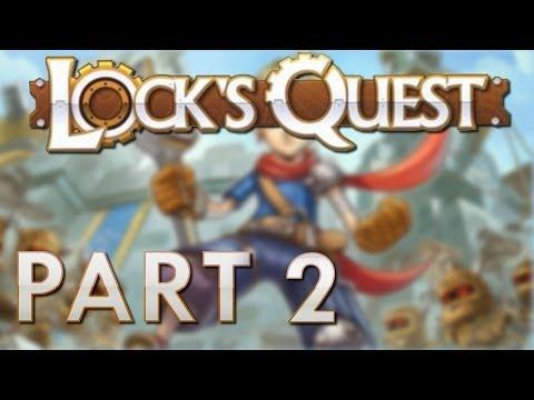 Let´s Play Locks Quest [#002] - Einsatz als Rekrut