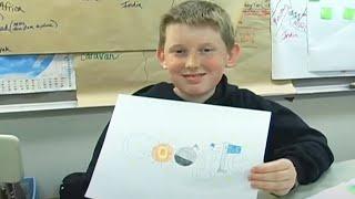 Doodle 4 Google: Doodlers in Action