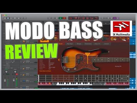 IK Multimedia Modo Bass Review