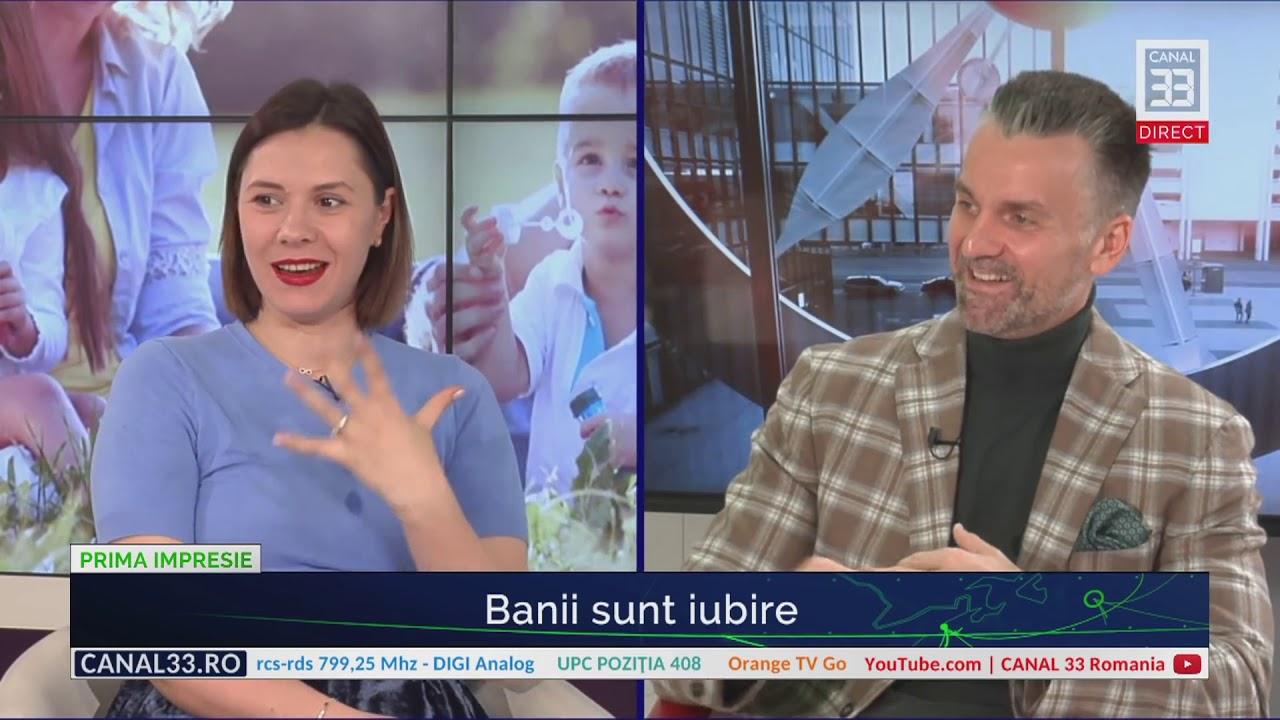 Banii sunt iubire   cu Cezar și Oksana Ionașcu