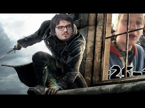 Мэддисон ползает в Dishonored