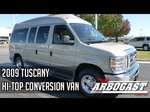 396da75f69 Used 2009 Ford Tuscany Hi Top Conversion Van