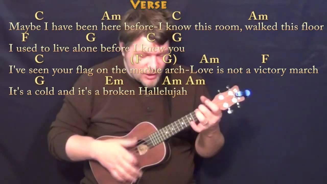 Hallelujah rufus wainwright ukulele cover lesson with chords hallelujah rufus wainwright ukulele cover lesson with chordslyrics hexwebz Choice Image