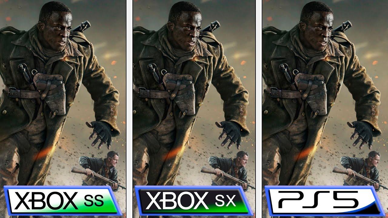 Download Call of Duty Vanguard   Xbox Series S/X vs PS5   Graphics Comparison & FPS   Beta