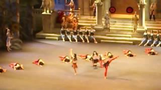 Балет Баядерка Индусский танец 2013 год