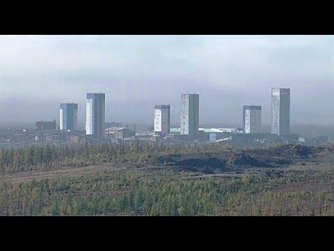 В Норильске продолжают строить самую глубокую шахту в Евразии на руднике «Скалистый»