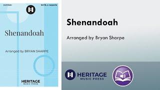 Shenandoah (SATB a cappella) - arr. Bryan Sharpe