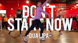 Download Dua Lipa - Don't Start Now | Hamilton Evans Choreography Mp3 and Videos