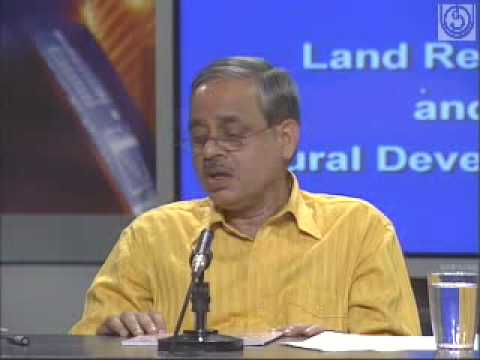 Land Reforms and Rural Development-1