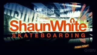 Shaun White Skateboarding X360 - E3 2010: Press Conference