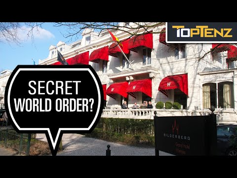 What Is The Mysterious Bilderberg Group?