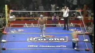 Super Astro vs. Blue Panther 4/4