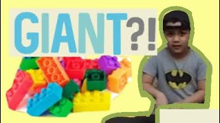 Playing lego while enjoying the weekend | Dave and siblings