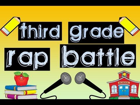 3rd Grade Rap Battle
