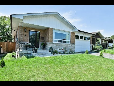 8 Budworth Dr Toronto Open House Video Tour