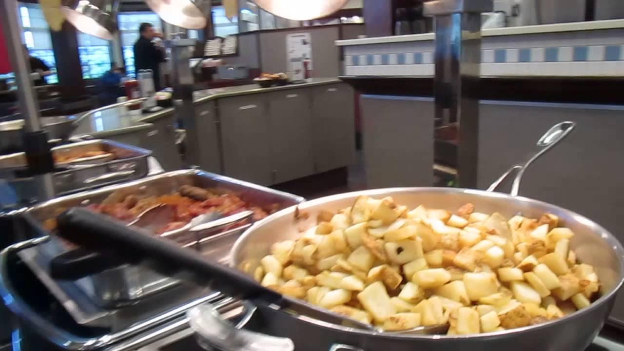a chick fil a breakfast buffet in hd youtube rh youtube com chick fil a buffet location chick fil a buffet georgia