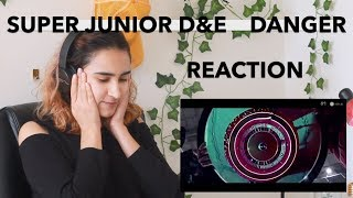 Super Junior D&E - Danger | Reaction