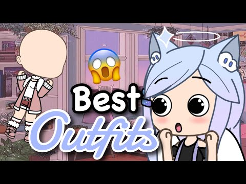 The Best Girls Outfits | Gacha Life THANKS FOR 500 Subscribers ❤️
