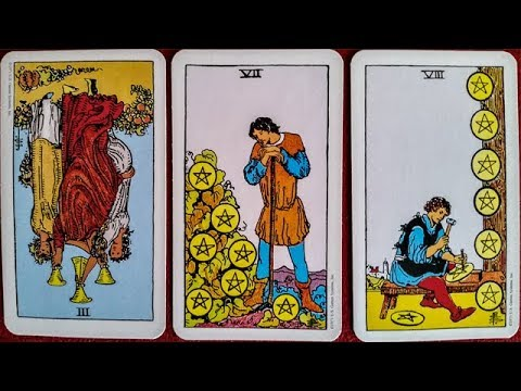 Daily Tarot Card Reading & Oracle Card Reading January 15, 2018 - Moon Water Tarot