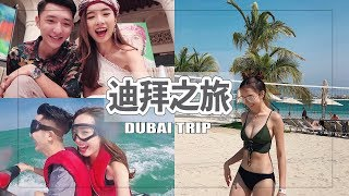 【DUBAI VLOG】 行程滿滿的迪拜之旅 2019  | StephyYiwen