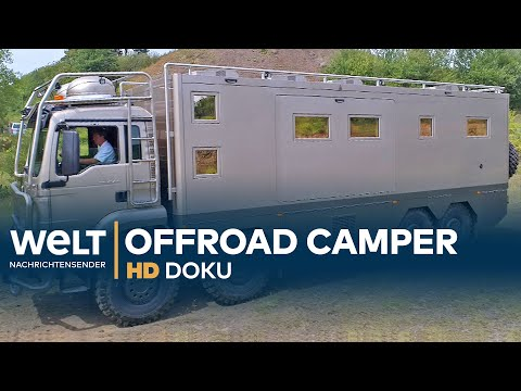 Offroad Reisemobile -