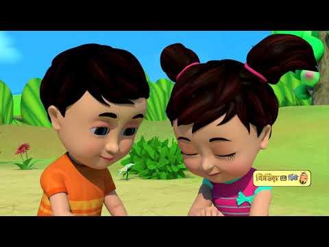 Hindi rhymes compilation | 50 minutes | chuhe ko bukhar hai | aloo kachalu | kiddiestv hindi