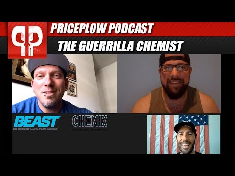 Guerrilla Chemist REVEALS His New Formulas and Explains!