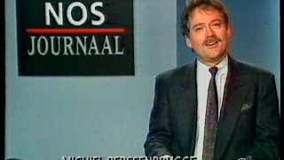 900209 - Ned.2: TROS (einde), STER, NOS Journaal, closedown (9 februari 1990)