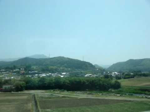 desde un shinkansen (tren bala)