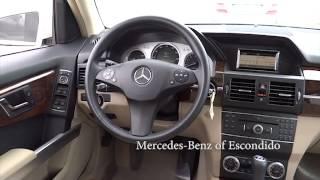 2011 Mercedes-Benz GLK-Class Fallbrook, San Marcos, Poway, San Diego, Rancho Bernardo, CA