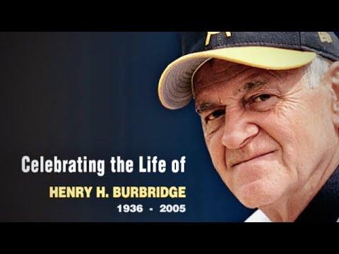 Hank Burbridge Tribute  2005