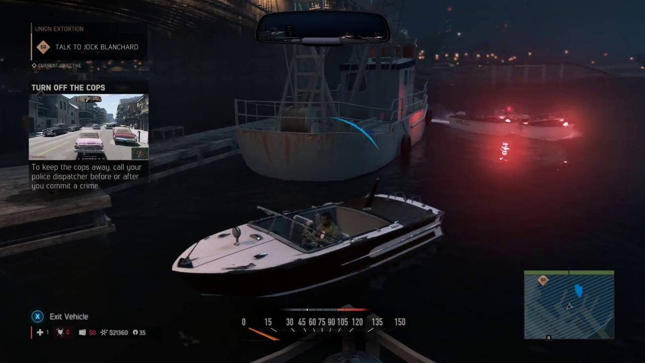 Original Xbox Game Ship : Mafia xbox one gameplay fastest and best speed boat in