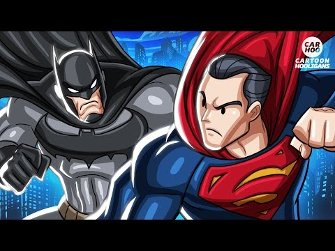 Batman Vs Superman - What If Battle [ Superheroes Parody ]