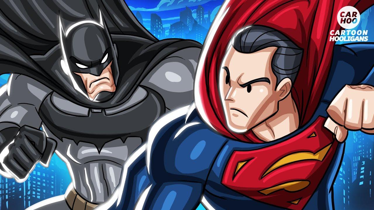 Download Batman Vs Superman - What If Battle [ Superheroes Parody ]