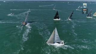 Rolex Fastnet Race 2017 - IRC 3 Start