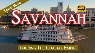 Savannah Travel Guide  Including Tybee Island