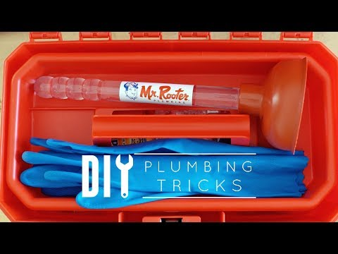 Simple DIY Plumbing | Two Ingredients, Three Solutions!