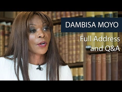 Dambisa Moyo | Full Address and Q&A | Oxford Union