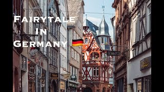 Most beautiful city in GERMANY? Two GERMANS exploring Marburg (Fairytale in GERMANY)