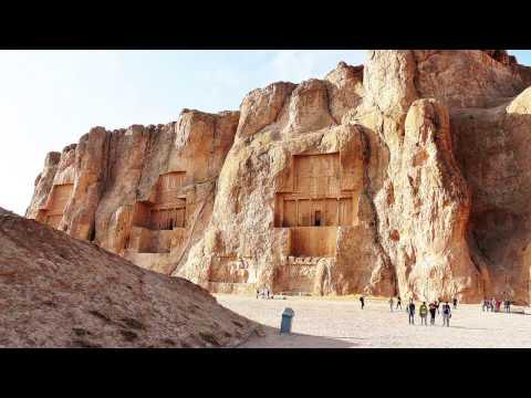 Nagsh-e Rostam, Iran