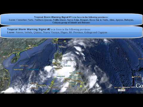 All eyes on Tropical Storm Aere