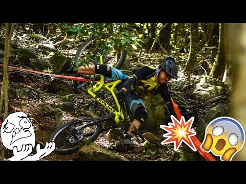 DON'T Ride Like This - Bike Fails 2018