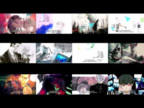 Tokyo Ghoul √A All Ending Cards 東京喰種√A トーキョーグール
