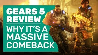 6 Reasons Gears 5 Is A Massive Comeback | Gears 5 Review (PC)