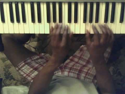 Israel Houghton - Hosanna (Be Lifted Higher) *EASY FULL CHORD* Piano Tutorial